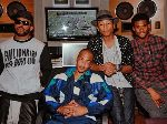 Pharrell, Usher, Mike WiLL Made It & T.I. skupaj v studiu